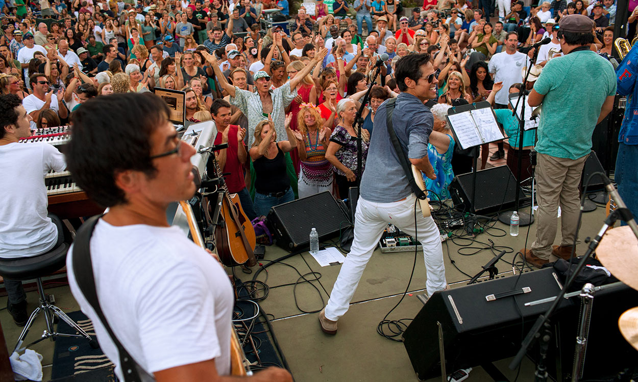 Concerts at the Plaza