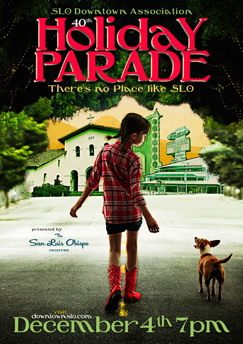 Hol Parade posterx