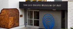 San Luis Obispo Museum of Art entrance