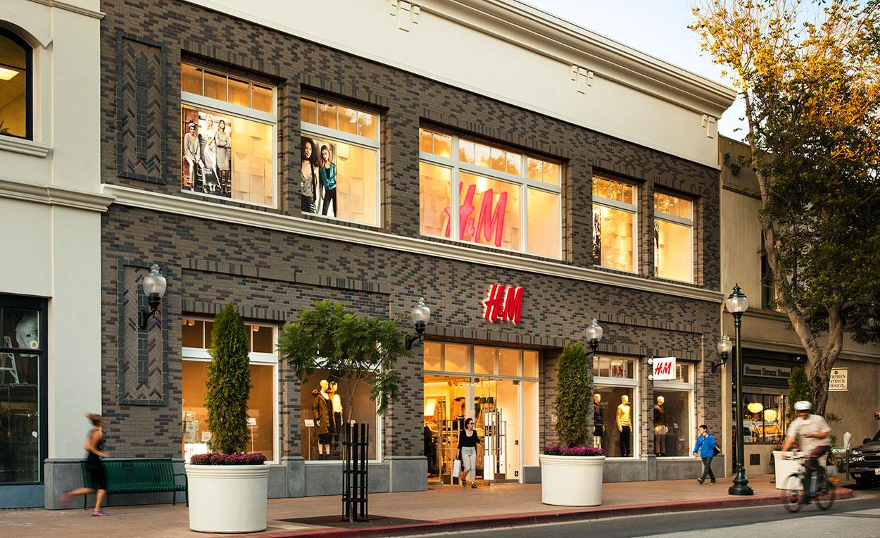 H&M - Monterey Street