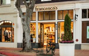 Francesca's storefront